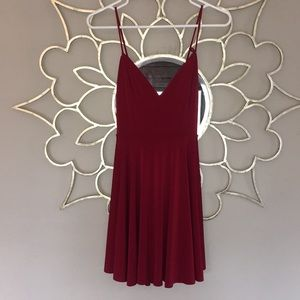 Urban Outfitters Discontinued Red Dress Small